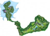 SAM Tuyen Lam Golf Club - Layout