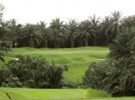 Saujana Golf & Country Club, Palm Course - Green