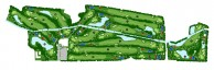Senayan National Golf Club - Layout