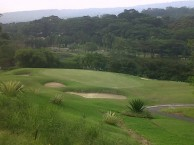 Sentul Highlands Golf Club - Green