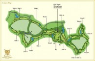 Sentul Highlands Golf Club - Layout