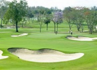Siam Country Club, Old Course - Green