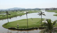Sono Belle Hai Phong (former Song Gia Golf Resort & Country Club) - Green