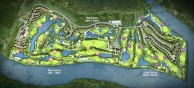 Sono Belle Hai Phong (former Song Gia Golf Resort & Country Club) - Layout