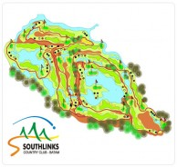 Southlinks Country Club - Layout