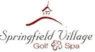Springfield Village Golf & Spa - Logo