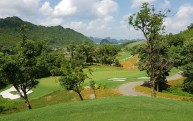 Stone Valley Golf Resort - Green
