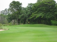 Subhapruek Golf Club - Green