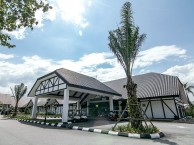 Sungai Long Golf & Country Club  - Clubhouse