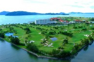 Sutera Harbour Golf & Country Club - Layout
