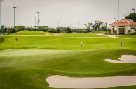 Tan Son Nhat Golf Course - Green