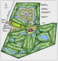 Tan Son Nhat Golf Course - Layout