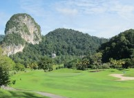 Templer Park Country Club - Green