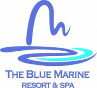 The Blue Marine Resort & Spa  - Logo