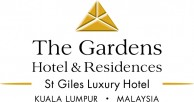 The Gardens Hotel & Residences - Logo