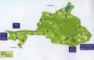 The Mines Resort & Golf Club - Layout