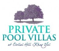 The Private Pool at Civilai Hill Khaoyai - Logo