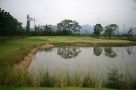Tublamu Navy Golf Course - Green