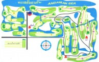 Tublamu Navy Golf Course - Layout