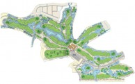 West Lakes Golf & Villas  - Layout