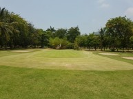 Yay Dagon Taung Golf Club - Green