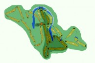Ayer Keroh Country Club - Layout