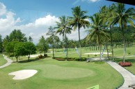 Borobudur International Golf & Country Club - Green