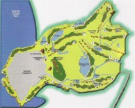 Damai Golf & Country Club - Layout