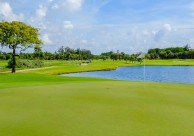 Golden Ponds - Long An Golf Course - Green