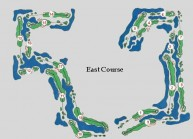 Bangi Golf Resort - Layout