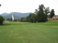 Meru Valley Golf & Country Club - Green