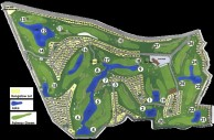 Orna Golf & Country Club - Layout