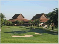 Saujana Golf & Country Club, Bunga Raya Course - Clubhouse