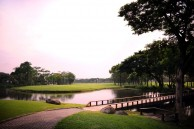 Thana City Golf & Sports Club - Green